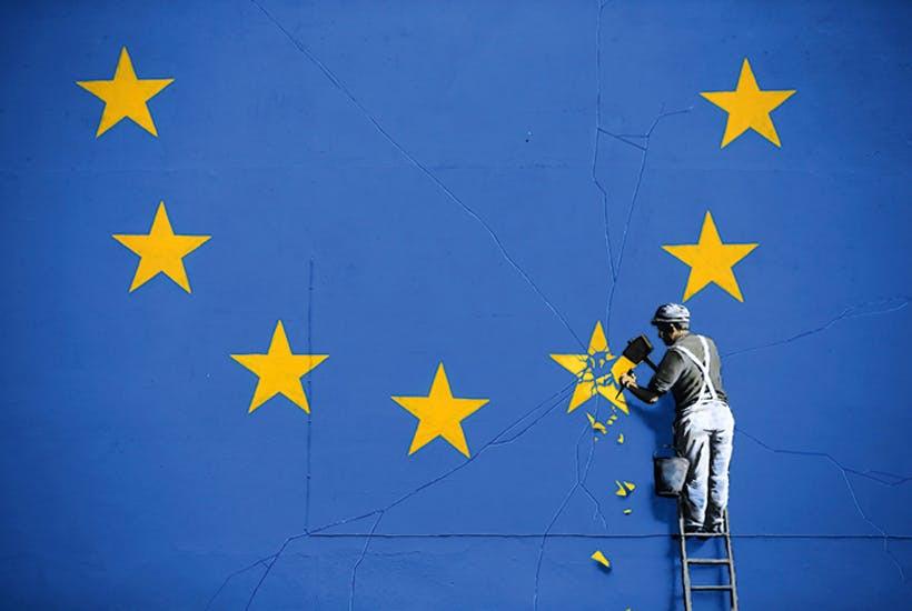 The Sociology Teacher - Banksy's Brexit Art