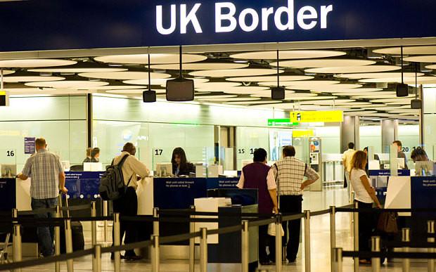 The Sociology Teacher - UK Border