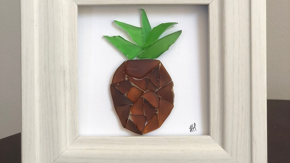 PineApple Sea Glass