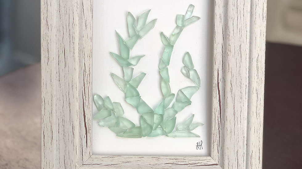 Sea Glass Coral