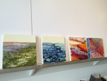 Caring for Encaustic Art