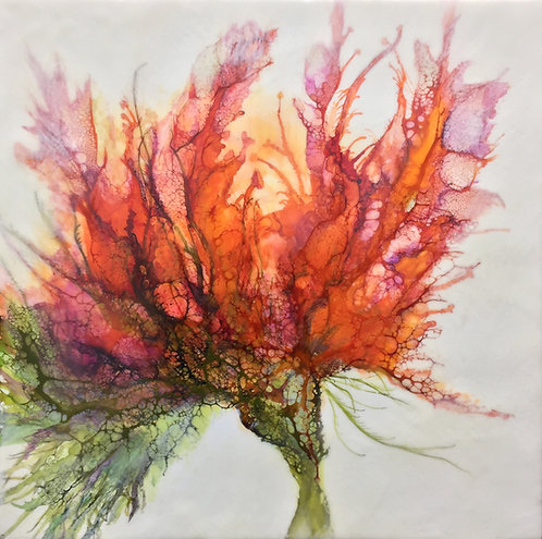 """Tango Lesson"" - Fine Art Print"
