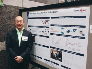 BioMedomics' Successful Product Presentation at the Triangle Global Health Consortium