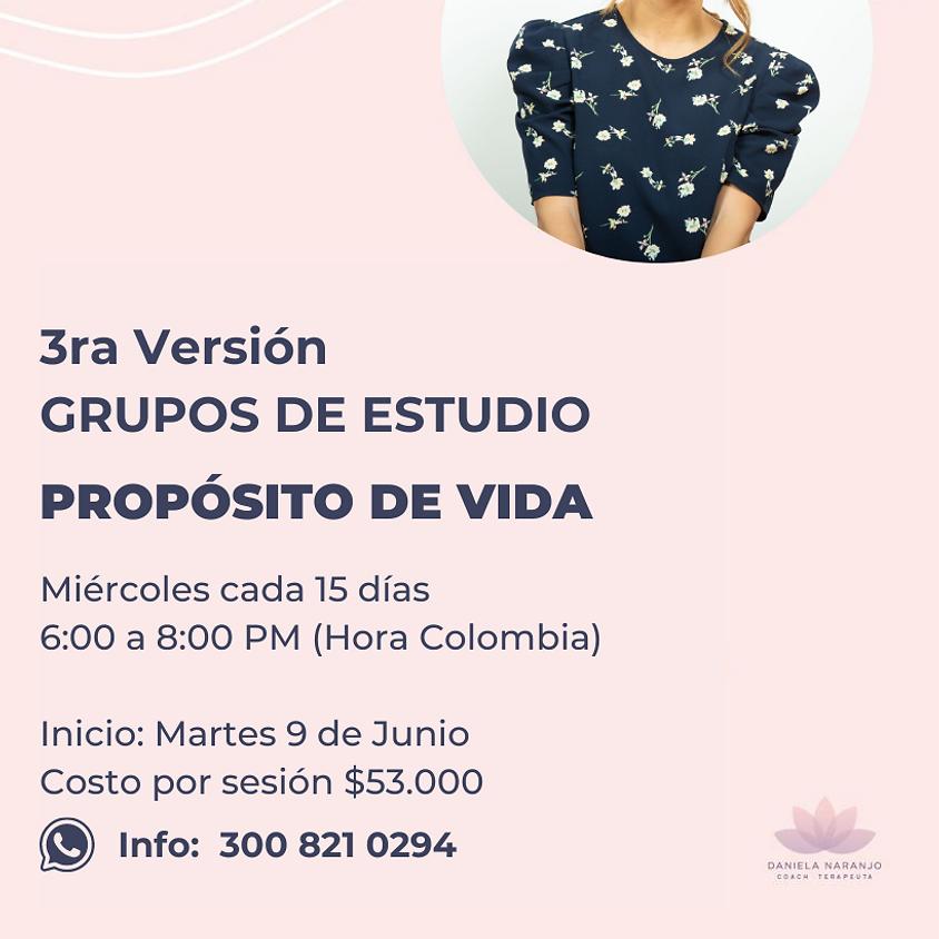 GRUPO DE PROPÓSITO DE VIDA