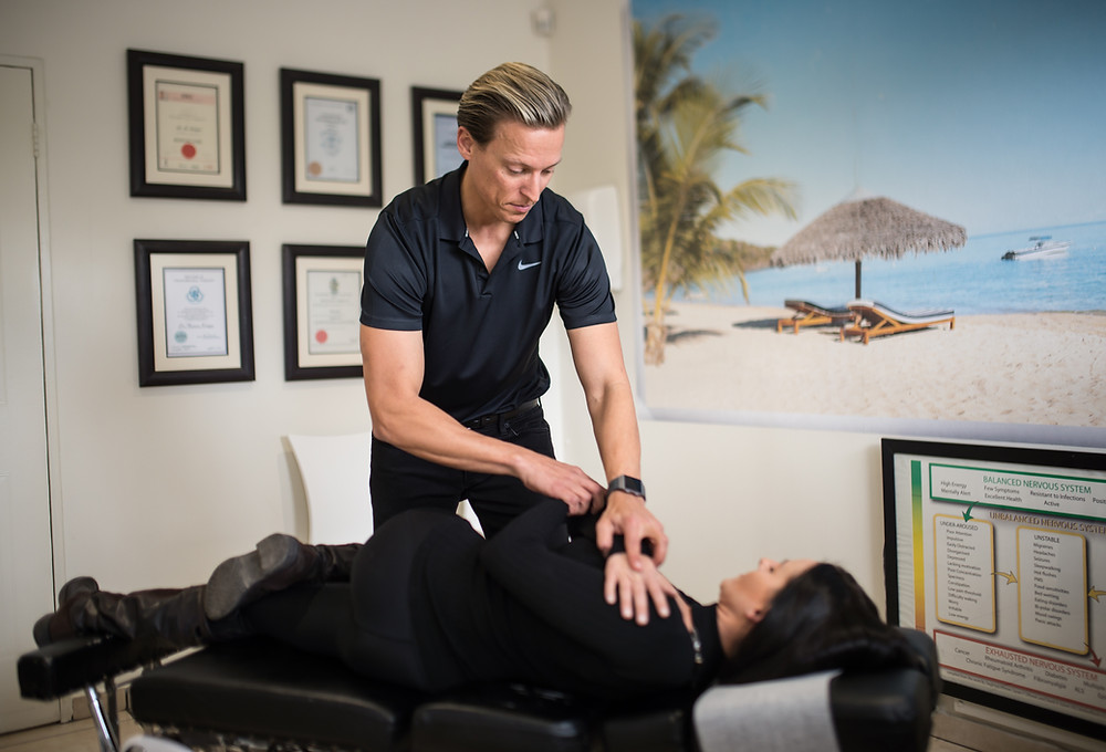 Chiropractor Dr Martin Kruger