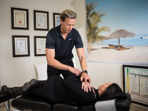 Reasons to consider a Chiropractor in Edenvale (adapted from CASA website)
