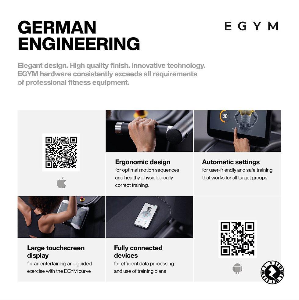 eGYM Kundenbriefing