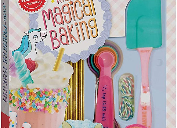Kid's Magical Baking