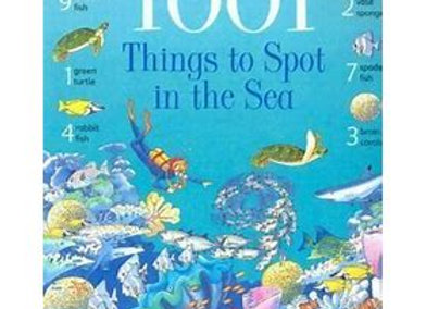 Usbourne 1001 Things To Spot In The Sea