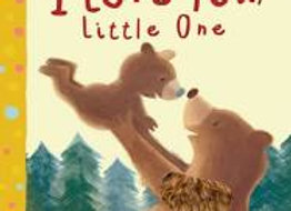 I Love You, Little One: A touch-and-feel book