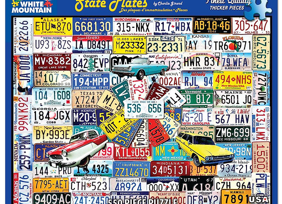 State Plates