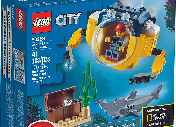 LEGO City Ocean Mini-Submarine