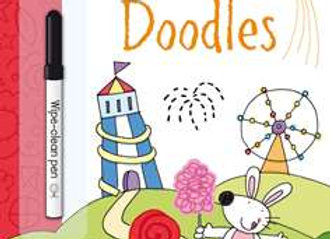 Wipe Doodle Book
