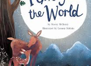 I Give you the World (Board Book)