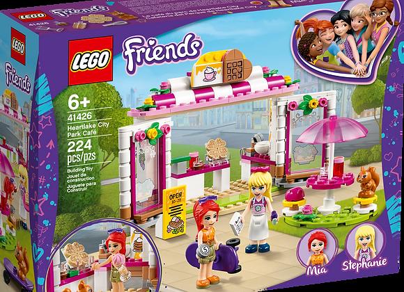 LEGO Friends Heartlake City Park Cafe