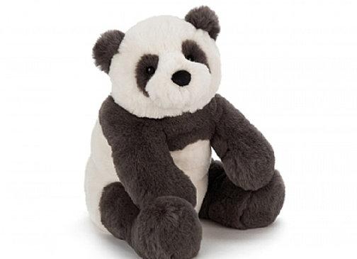 """Jellycat Harry Panda medium 10"""""""