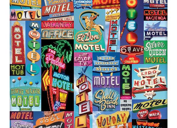 Vintage Motel Signs