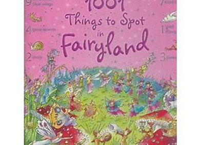 Usbourne 1001 Things To Spot In Fairyland