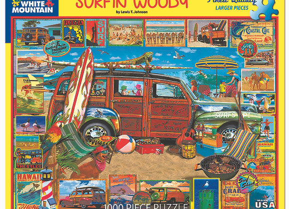 Surfin Woody