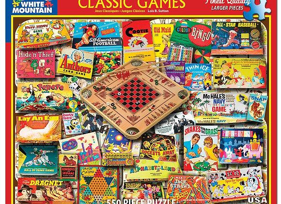 White Mountain Classic Games