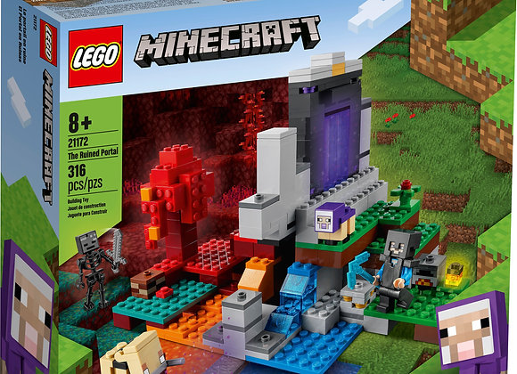 Minecraft The Ruined Portal