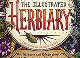 """""""The Illustrated Herbiary"""" Hardcover"""