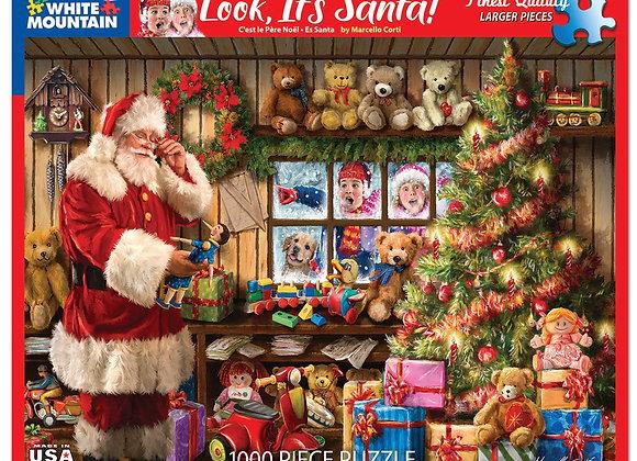 Look, It's Santa