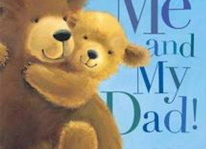 Me and My Dad! (Board Book)