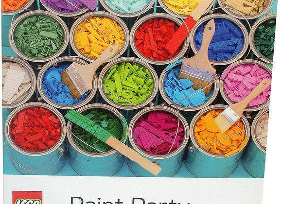 Lego Paint Party