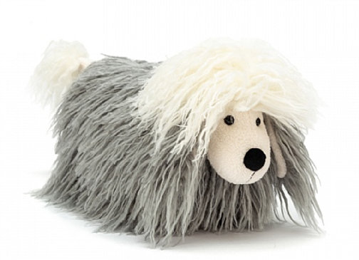 Jellycat Charming Chauncer Dog 12""