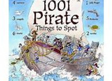 Usbourne 1001 Pirate Things To Spot