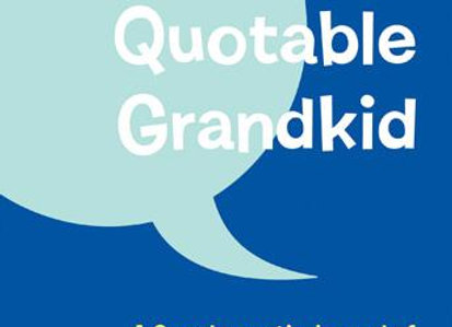 My Quotable Grandchild A Grandparents' Journal Of Unforgettable Quotes