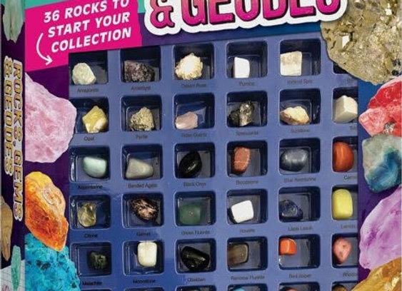 Klutz Rocks, Gems & Geodes