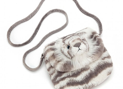 Jellycat Sasha Tiger Shoulder Bag