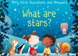 Usborne:  What are Stars? (Lift-the-Flap)