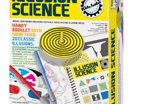 Kidz Labs Illusion Science