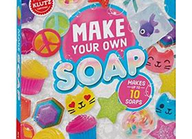 Klutz Make Your Own Soap Kit