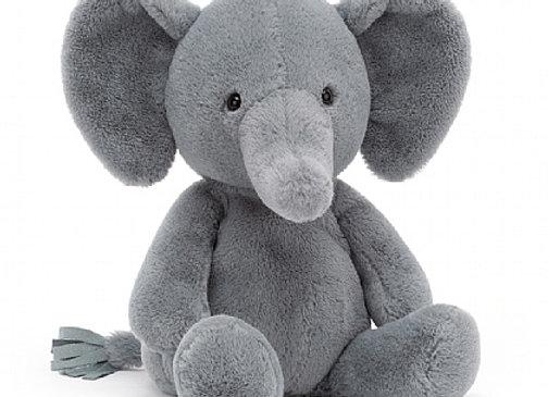 """Jellycat Nimbus Elephant 10"""""""