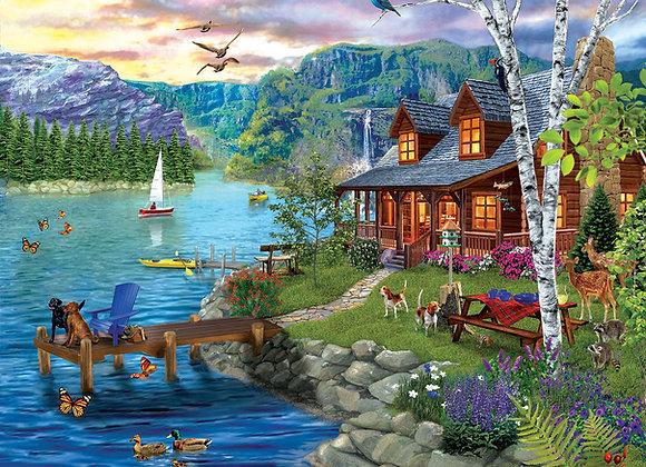 Peaceful Summer