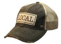 Vintage Distressed Trucker Cap