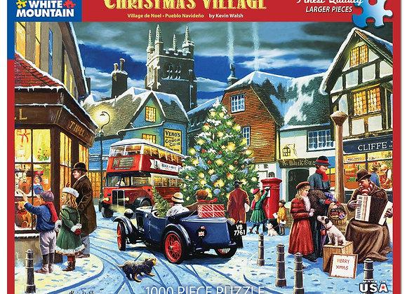 White Mountain Christmas Village