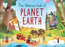 Usborne: The big picture book of Planet Earth (hard cover)