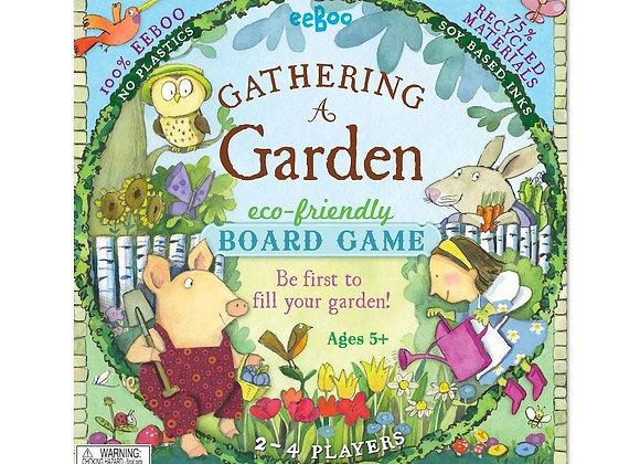Gathering In A Garden