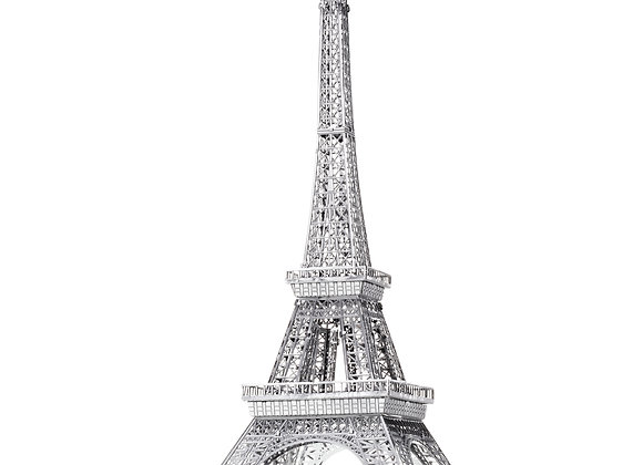 Metal Earth Iconx Steel Model Kit Eiffel Tower