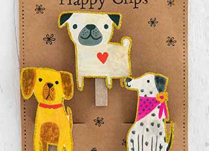 Happy Clips Dog