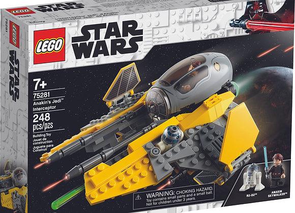 LEGO Star Wars Anakin's Jedi Interceptor
