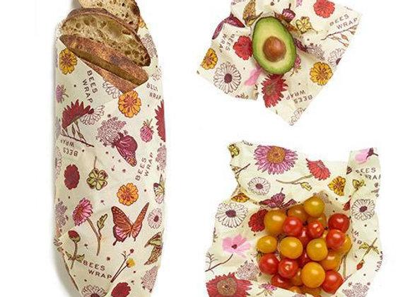 Bee's Wrap Variety Pack Vegan