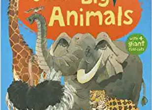 The Usborne Big Book of Big Animals