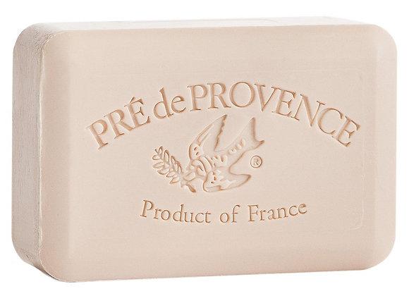Pré de Provence Soap Shea Enriched Everyday French Soap Bar - Coconut 250G