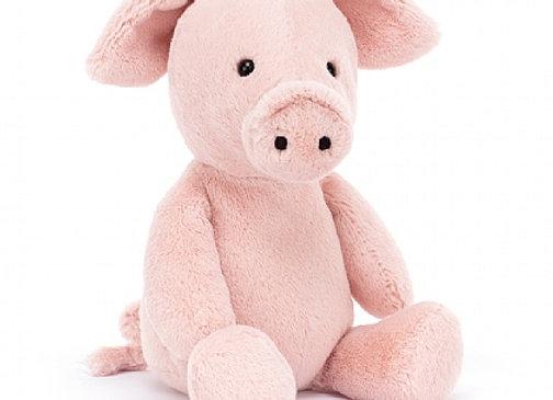 "Jellycat Nimbus Pig 10"""